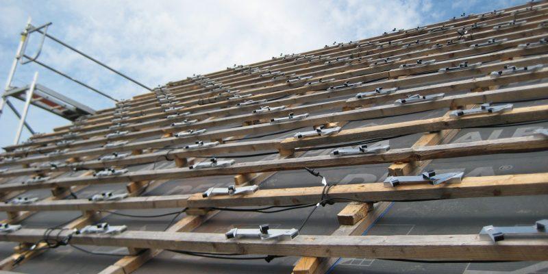 Rénovation des toitures